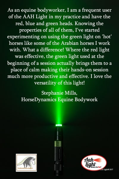aah light, red light therapy, green light healing, blue light therapy