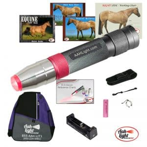 AAH Light, photonic heal, photonic therapy, AAH complete equine package