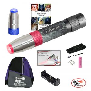 AAH Light, photonic heal, photonic therapy, AAH deluxe canine package