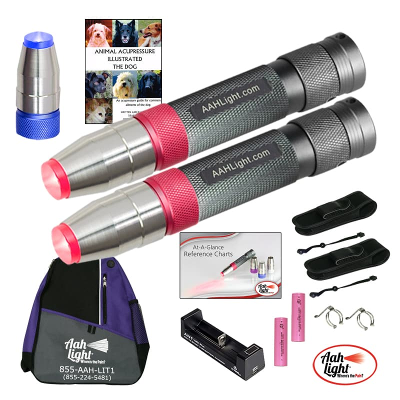 AAH Light, photonic heal, photonic therapy, AAH professional canine package