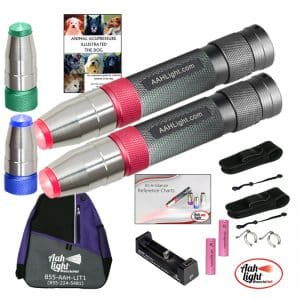 AAH Light, photonic heal, photonic therapy, AAH supreme canine package