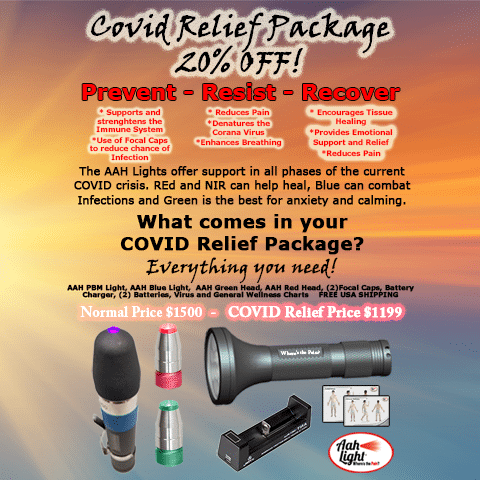 The COVID Relief Package is here! Save 20%