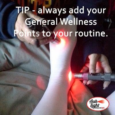 AAH Light, photonic heal, photonic therapy, AAH general wellness