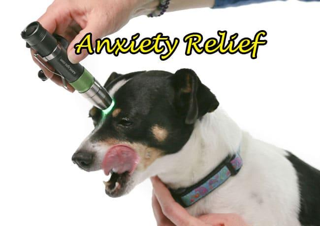 green aah light, green anxiety, green calming