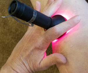 PBM AAHlight, red light heals, photonic therapy