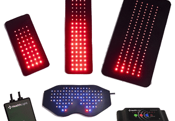 Introducing the HealthLight LED Pads