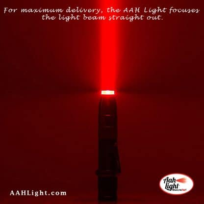 AAH Light, photonic heal, photonic therapy, AAH red light beam